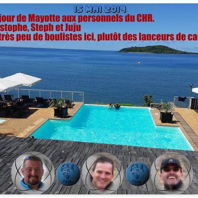 Un petit clin d'œil de Mayotte