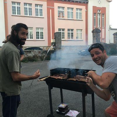 Rappel et Erratum : Repas du club le Samedi 21/04/2018