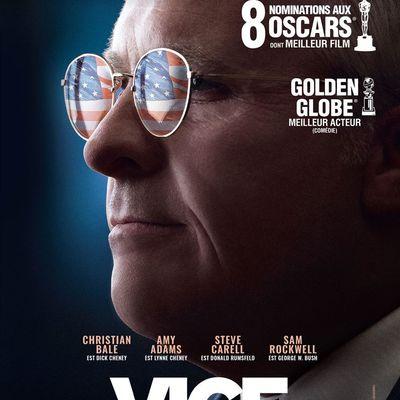 Vice, la piteuse satire d'Adam McKay