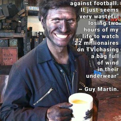 Citation : Guy Martin