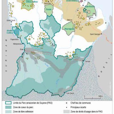 Les espaces forestiers français,  des territoires en marge ?