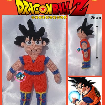 Sangoku Dragon Ball Z / Goku