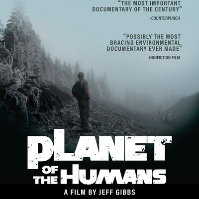 Planet of the Humans de Jeff Gibbs produit par Michael Moore, censuré sur YouTube ?