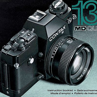 Contax 137 MD