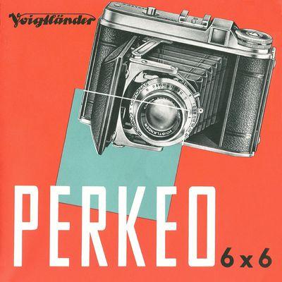 Voigtlander, Perkéo 1950