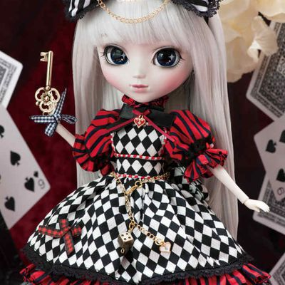Pullip Janvier 2017 Optical Alice