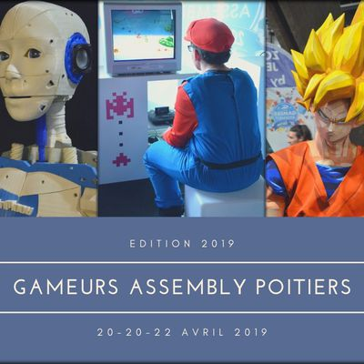 Gamers Assembly - Edition 2019