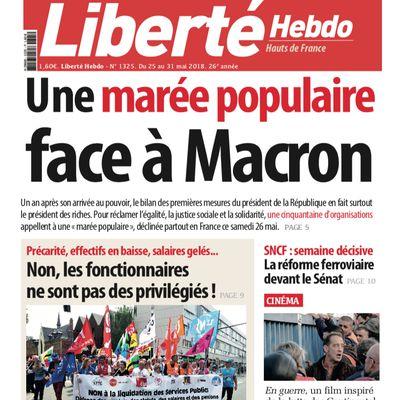 Liberté Hebdo 1325: l'édito de Robert