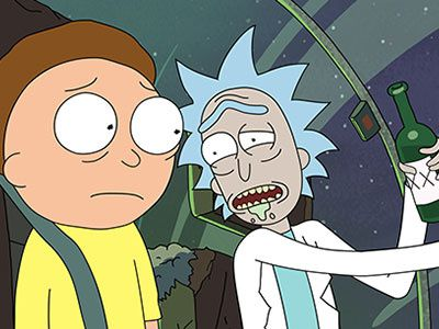 Rick and Morty (2013 - en cours, Justin Rolland & Dan Harmon)