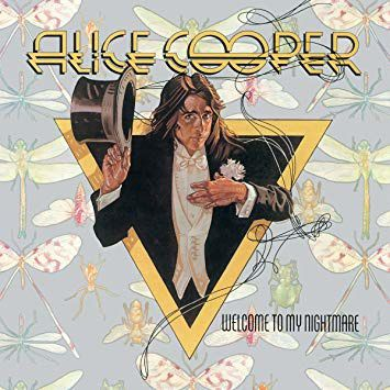 Welcome to My Nightmare (1975, Alice Cooper)