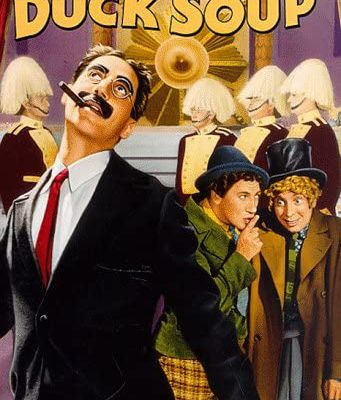 Duck Soup (1933, The Marx Brothers)