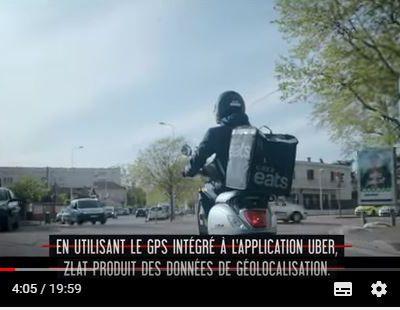 Chez Uber, ne pas respecter le code de la route serait un sport (inter)national ?! D'après le témoignage (de 20 minutes)  de Bilel, Zlat, Pierre, Thomas et tous les autres coursiers  !