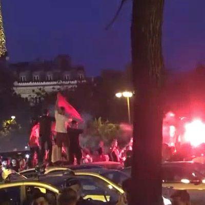 Une morte à Montpellier, 20 policiers blessés, 74 interpellations après la victoire de l'équipe de foot d'Algérie