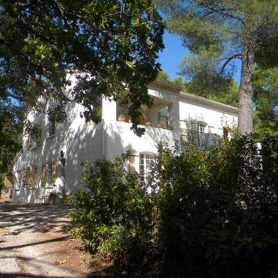 Chemin de Repentance  -  Aix en Provence