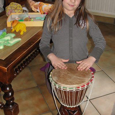 Musique . . . à tambour battant