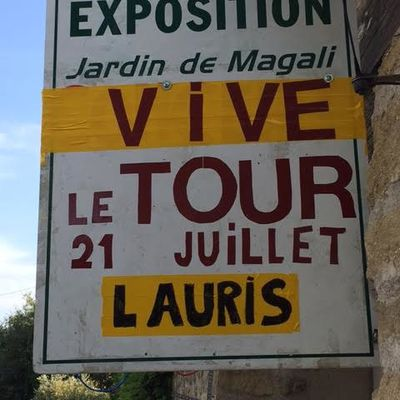 Le TOUR à LAURIS