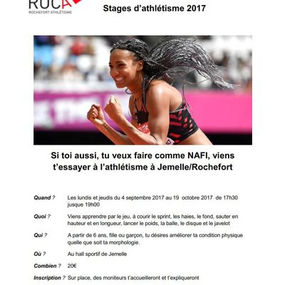 Stage 2017