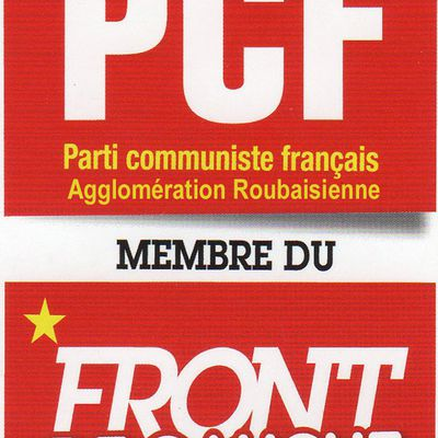 PCF Agglo Roubaisienne