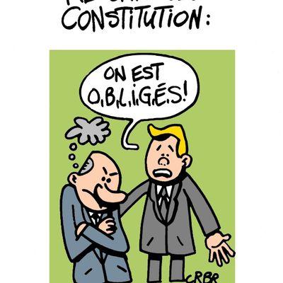 Réforme de la constitution