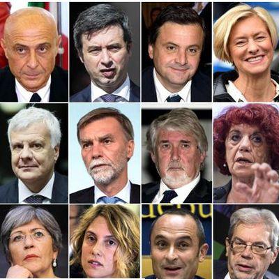 Ecco il nuovo (si fa per dire) governo Gentiloni