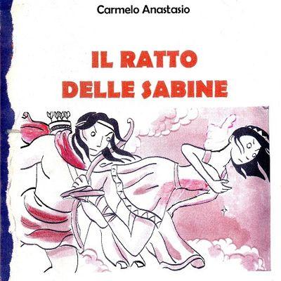 IL RATTO DELLE SABINE  - libri per piccoli lettori