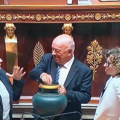 Ferrand l'élu sans surprise au perchoir de l'Assemblée nationale