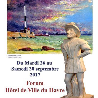 L'APSH au Forum de l'Hôtel de Ville du Havre