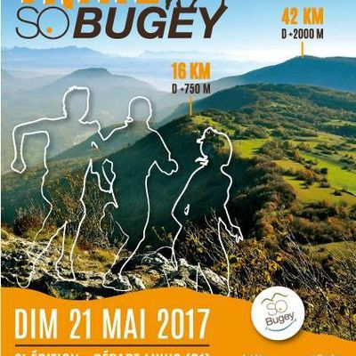 TRAIL SO BUGEY 2017