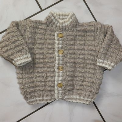 gilet taille 1 an