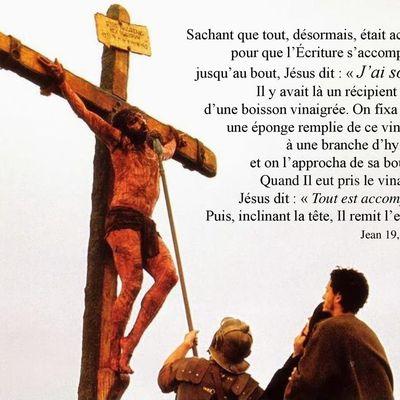 Le Sacrement de la Charité.