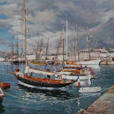 Henri Le Goff - Artiste peintre - Peintre breton - Peintre de marines !