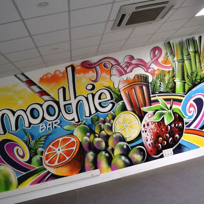 "le""SMOOTHIE""bar"