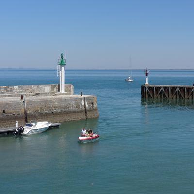 Ile de Ré - 3.a/Saint-Martin-de-Ré : le port de plaisance