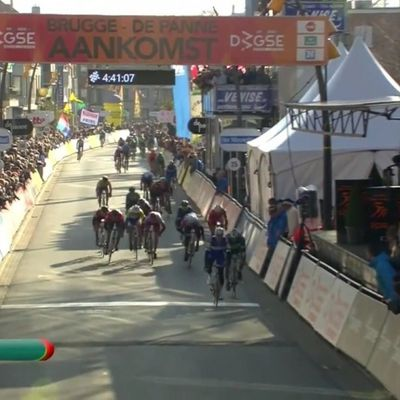 Driedaagse DE Panne-Koksigde : les résultats