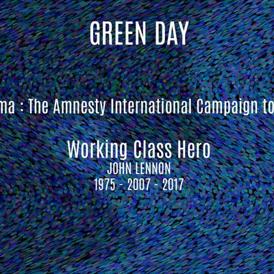Green Day - Working Class Hero
