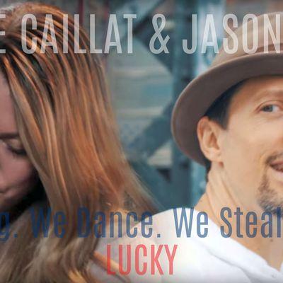 Colbie Caillat & Jason Mraz - Lucky