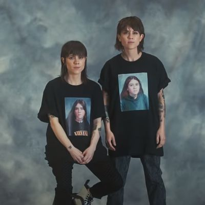 Tegan & Sara -  I Know I'm Not the Only One