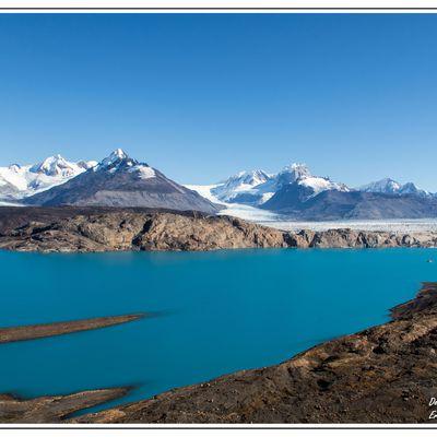 Patagonie : Le glacier Upsala.