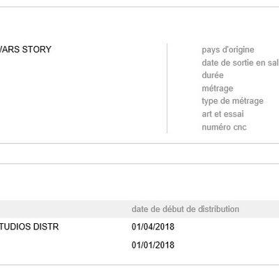 Solo A Star Wars Story : Visa n°148702