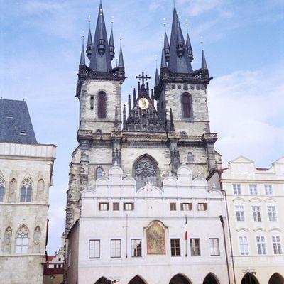 Église Notre-Dame du Tyn (Prague)