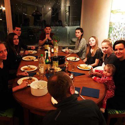 Week-end en famille à Stockholm