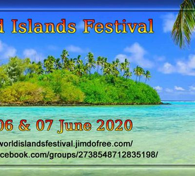 WORLD ISLANDS FESTIVAL 2020 - ANNONCE