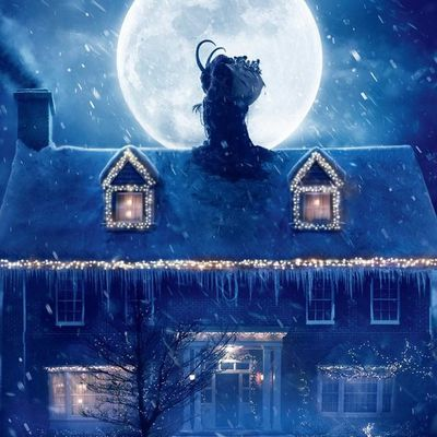 Krampus is coming to town ..