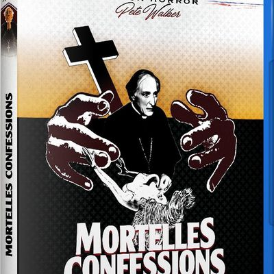 Mortelles confessions - House of mortal sin