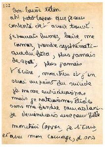 PETIT COPPER, journal intime...