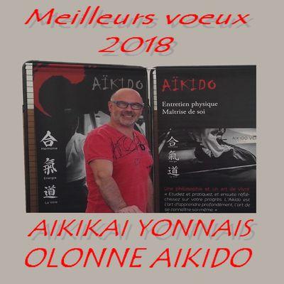 aikido vendee la roche sur yon aikikai yonnais voeux 2018