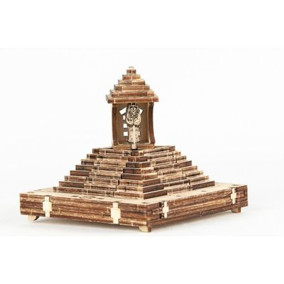 Kit Pyramido : un cadeau en bois 100% Made in France sous le sapin