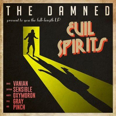 THE DAMNED - Evil Spirits (2018)
