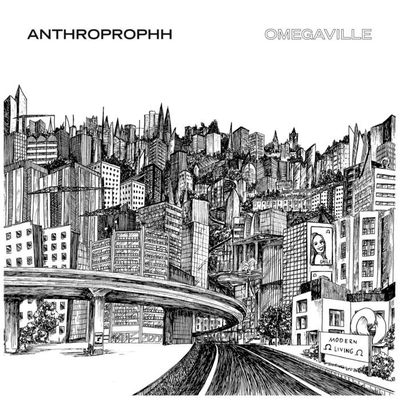 ANTHROPROPHH - Omegaville (2018)