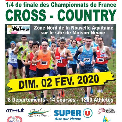 CROSS COUNTRY SAISON 2020